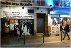 """Rue de la Huchette, """"où traînent des rêves infinis""""... ..."""