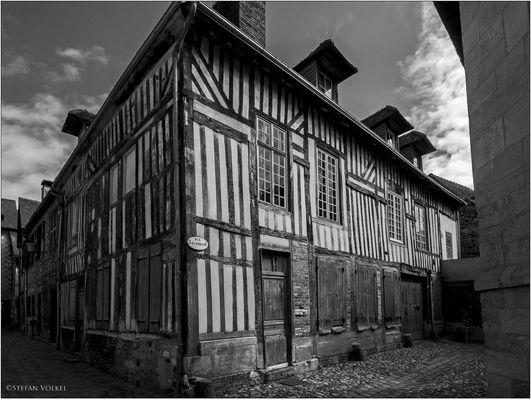 Rue de la Prison / Honfleur