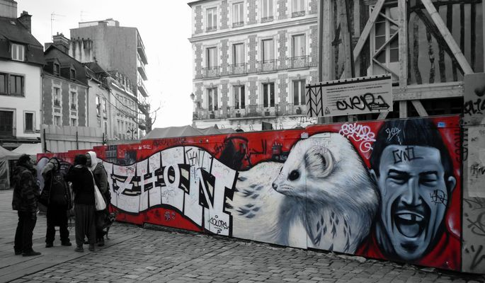 Rue de la soif - Rennes