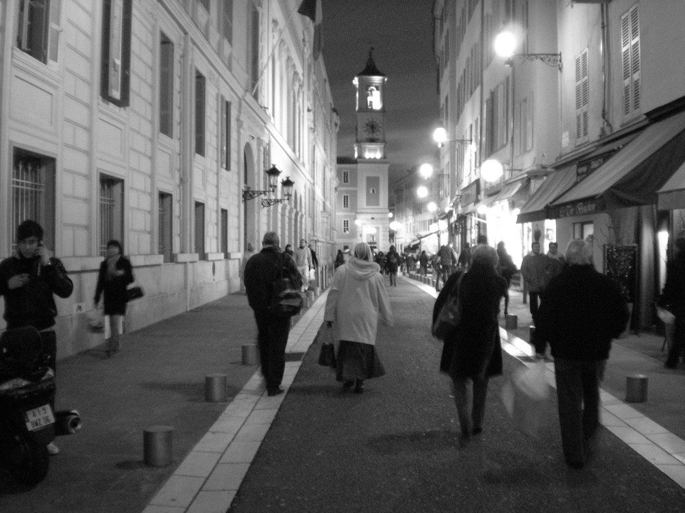 Rue de nice…