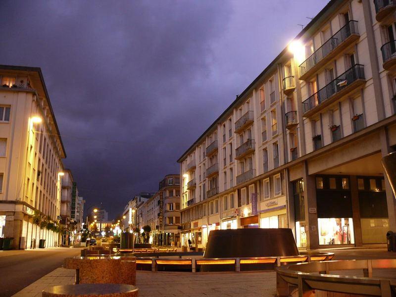 rue de siam (brest)