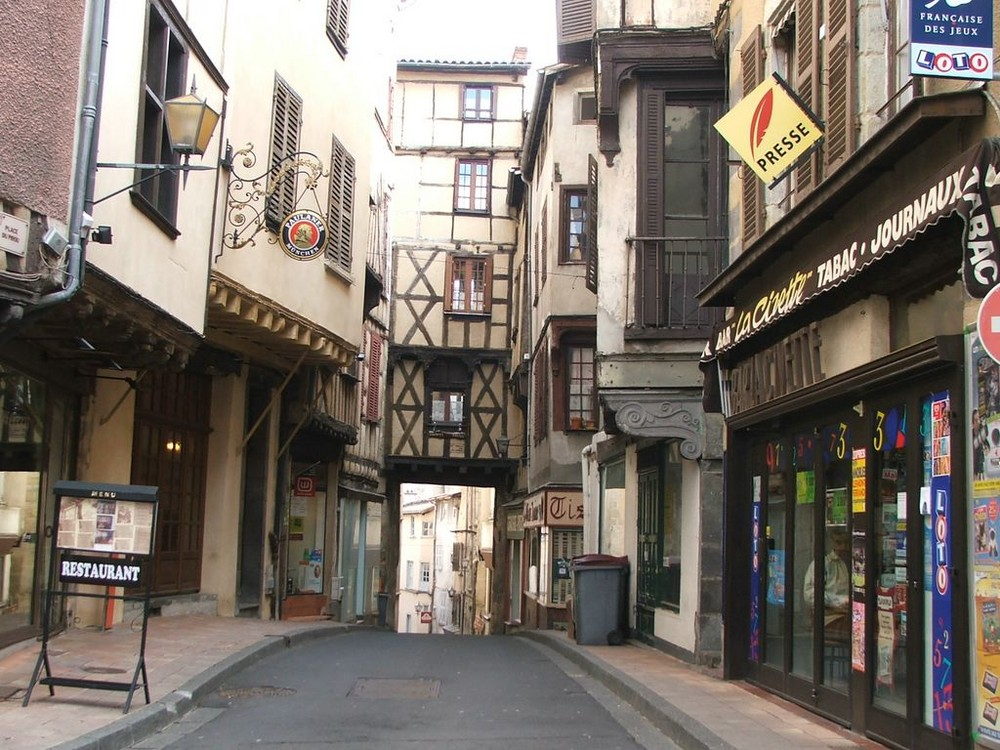 rue de thiers