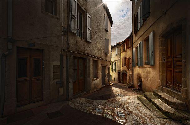 Rue des Coloristes - Millau