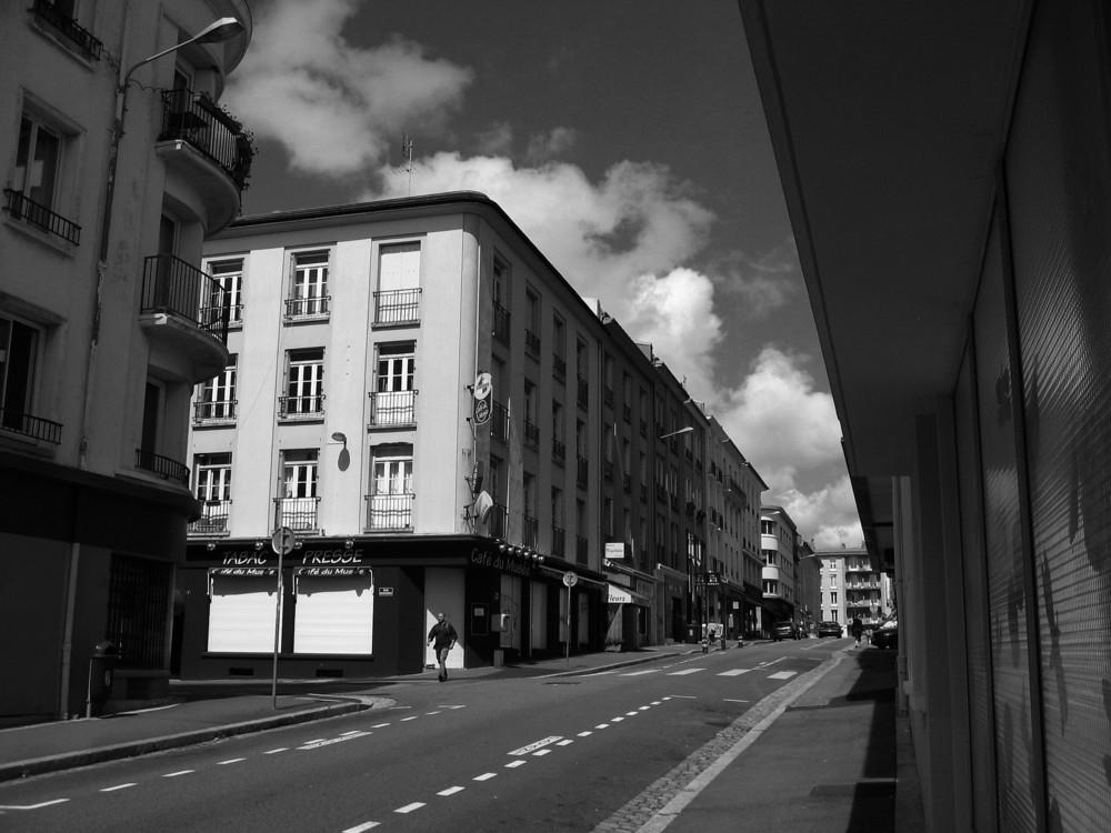 Rue des nuages