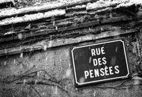 Rue des pensées