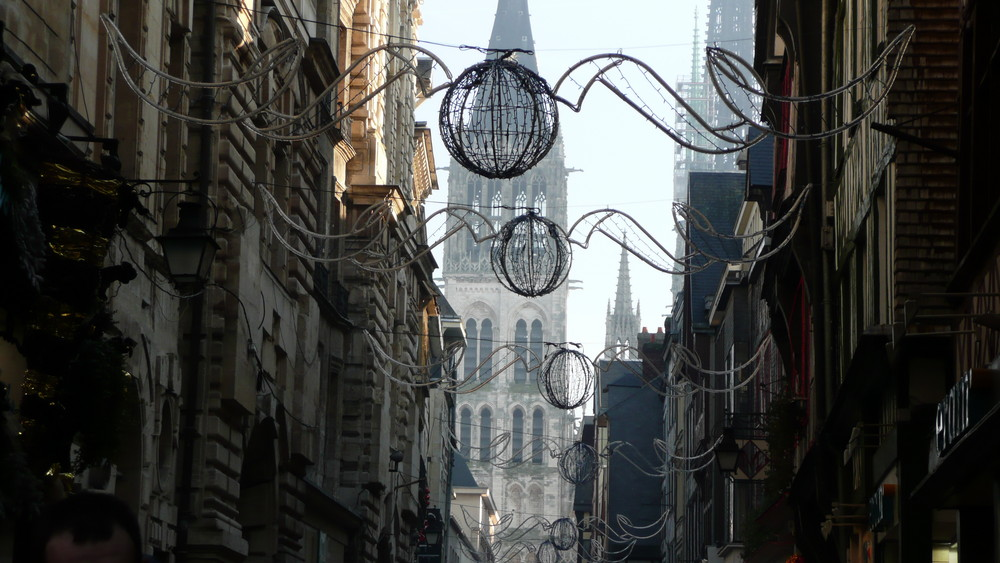 Rue du Gros Horloge (Rouen)