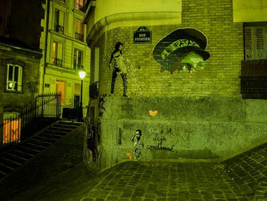 Rue Foyatier Paris