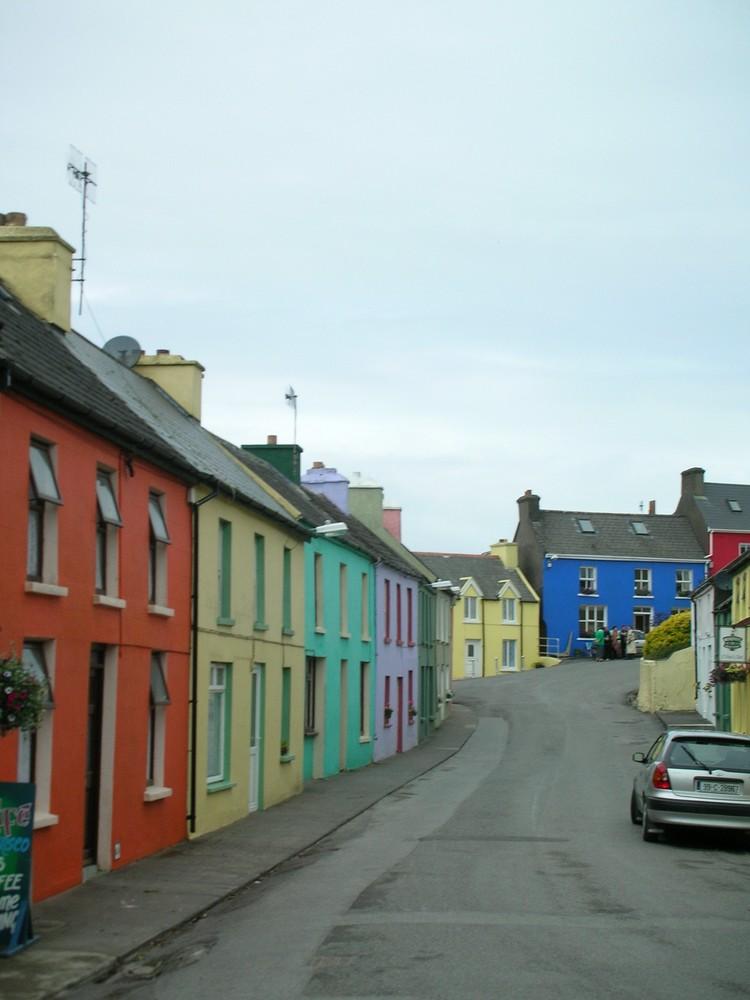 Rue irlandaise