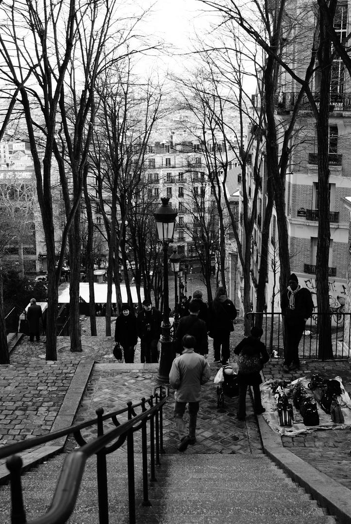Rue Maurice Utrillo