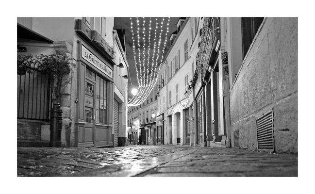 Rue Norvin - Montmartre