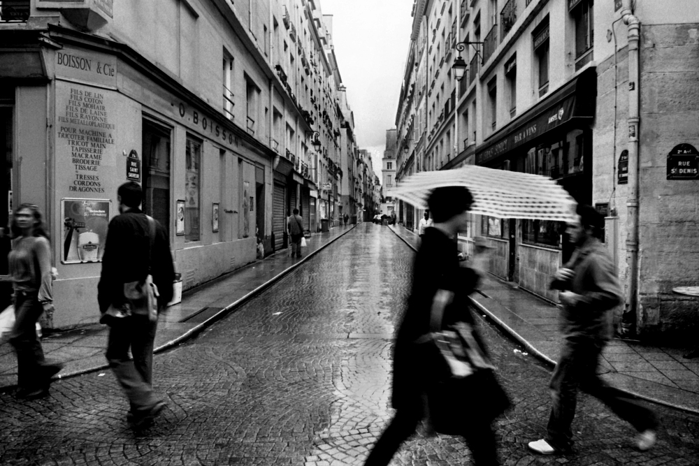 Rue Saint Denis