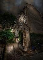 rue St Julien le Pauvre -Paris 5 eme