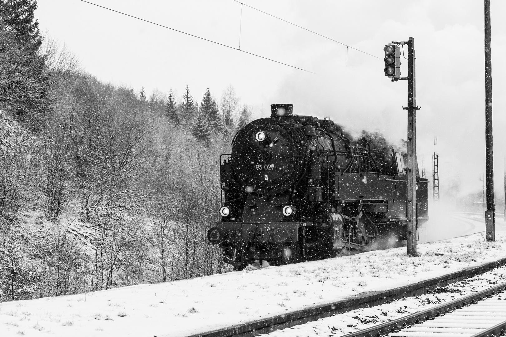 Rübelandbahn ehemals Harzbahn II