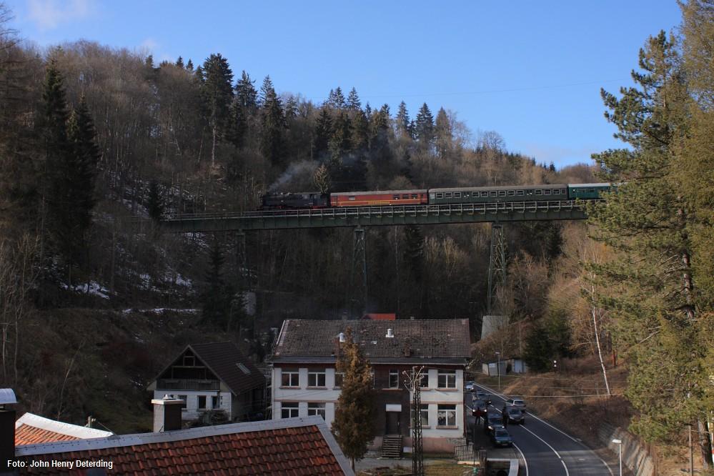 . Rübelandbahn . Sonderfahrt 2012