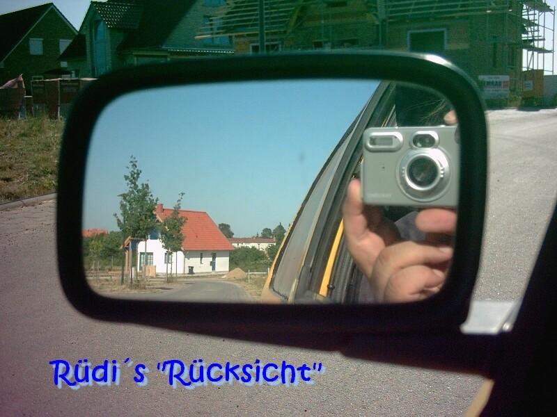 """""""Rück-Sicht"""""""
