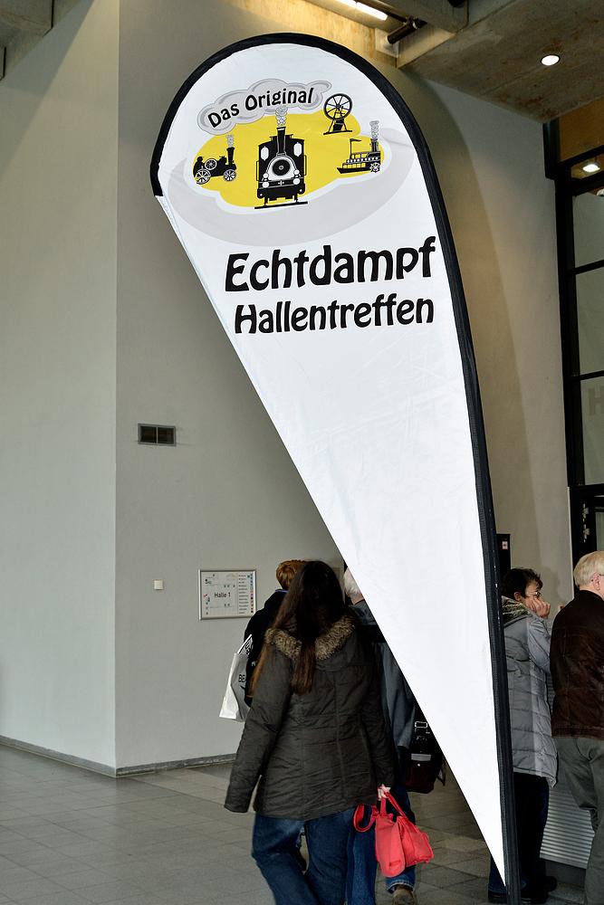 Rückblick Echtdampf-Hallentreff Messe Karlsruhe 11.1.14 Nr. 1