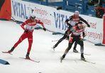 Rückblick: Herzschlagfinale der Biathlon Legenden