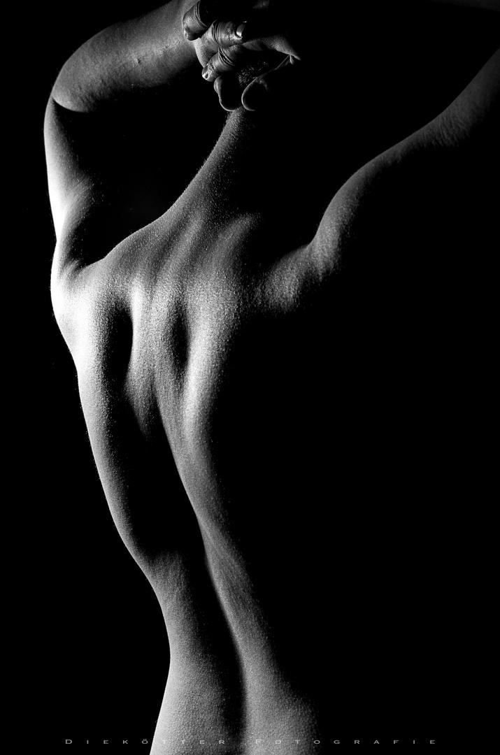 Rücken-Akt