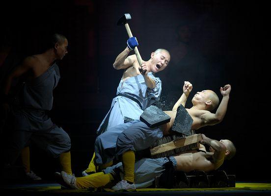 - Rückkehr der Shaolin -