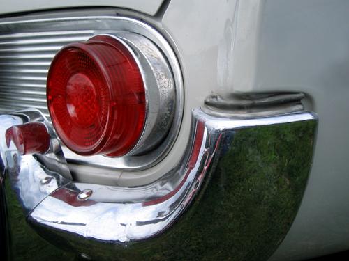 Rücklicht Detail Ford