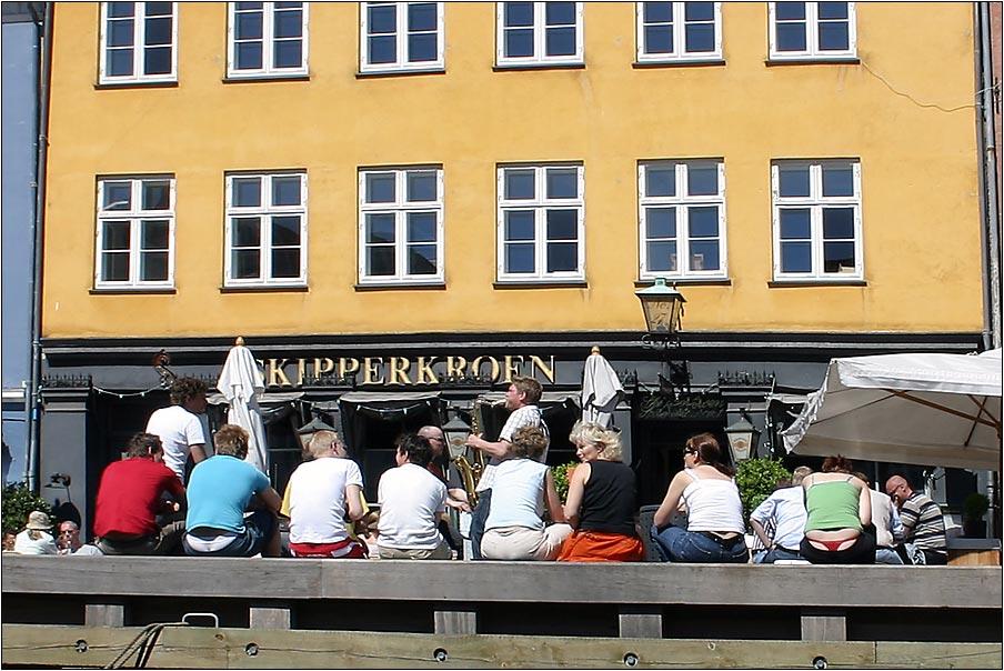 """Rücksicht"" in Kopenhagen"