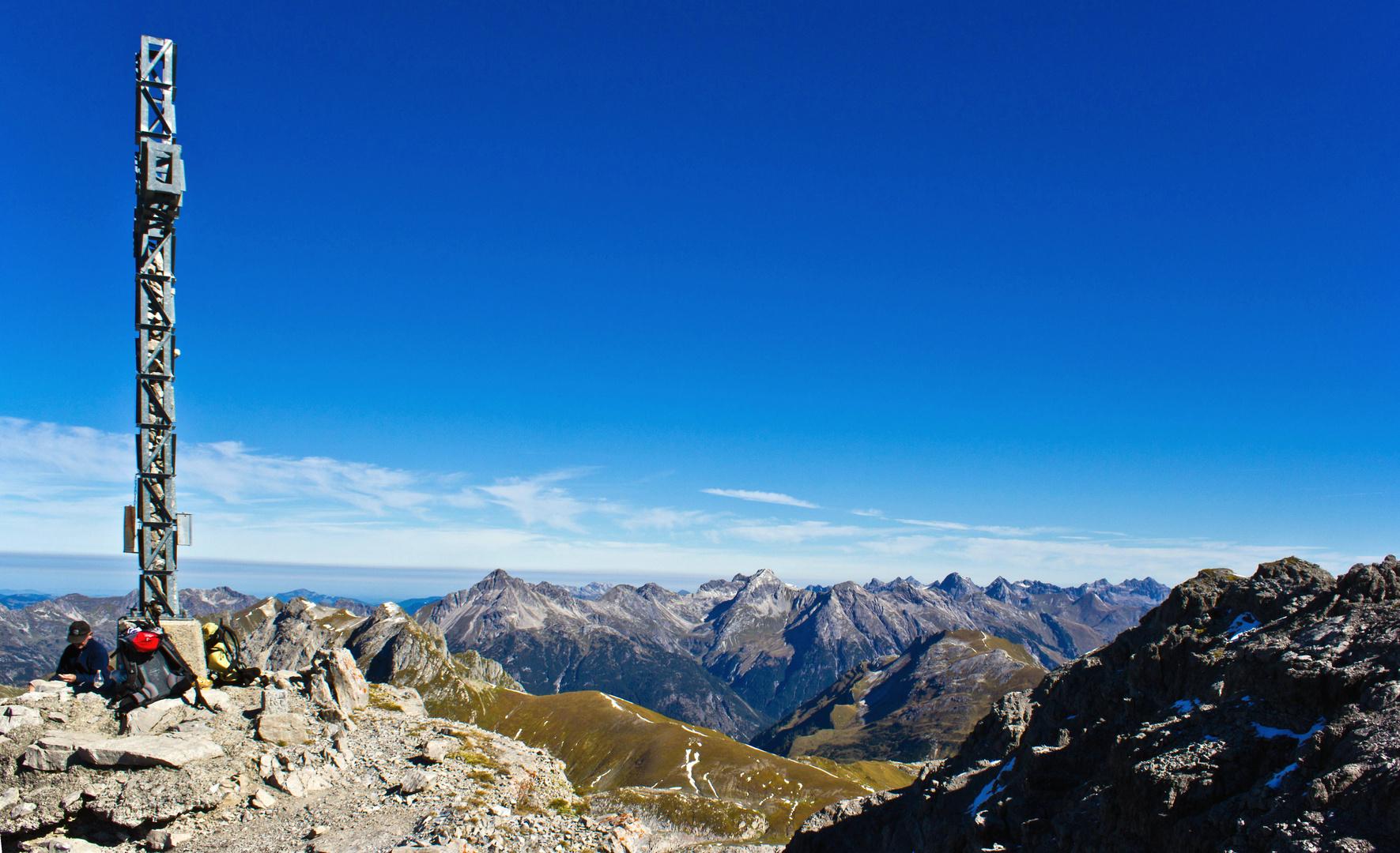 Rüfispitze 2632 m
