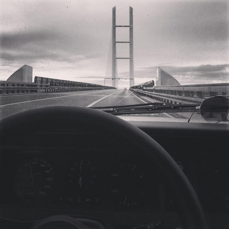 Rügen Brücke