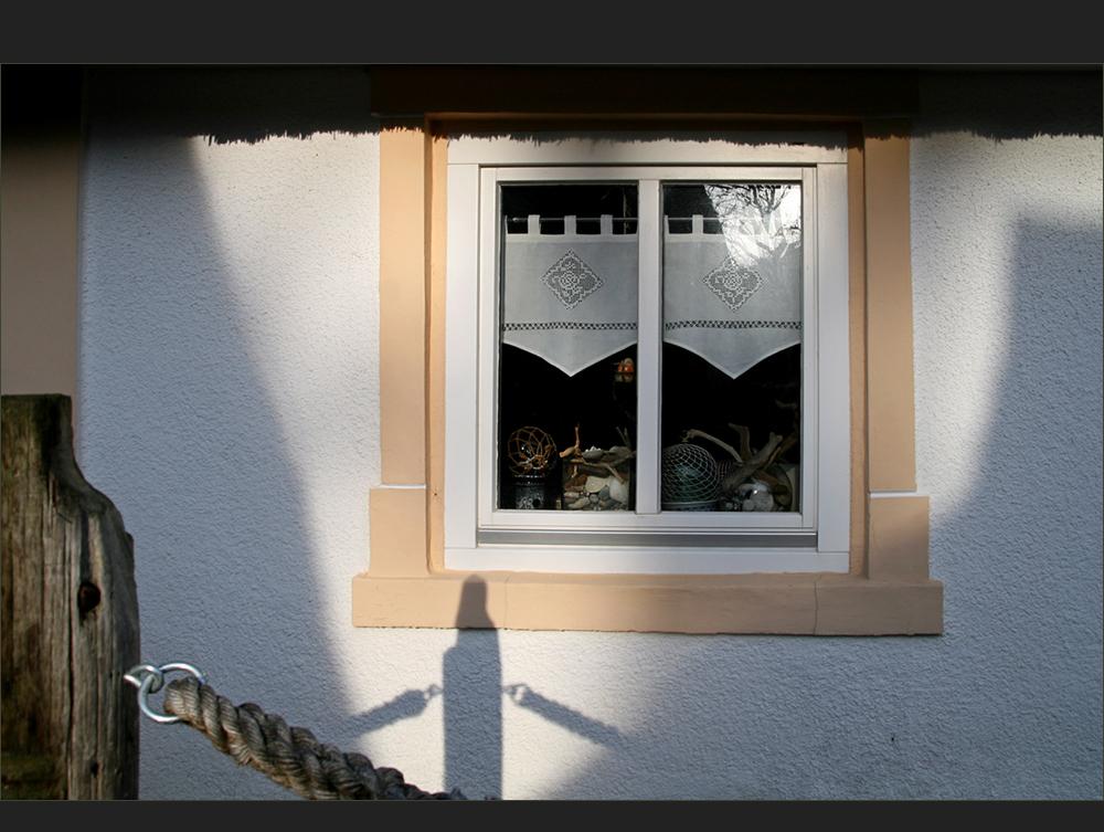 Rügen - ein Fenster