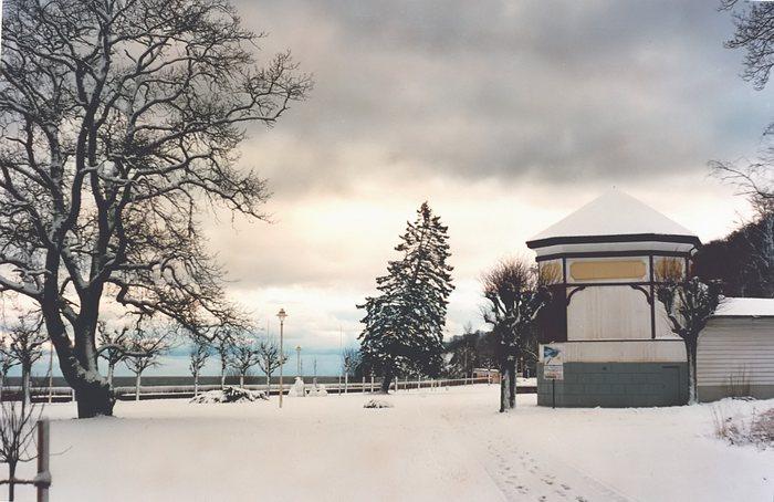 Rügen im Winter