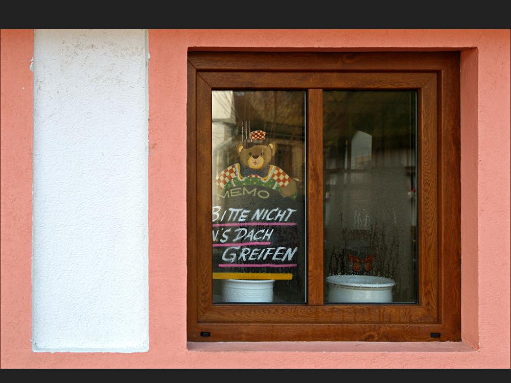 Rügen - noch ein Fenster