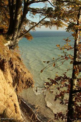 Rügen Steilküste
