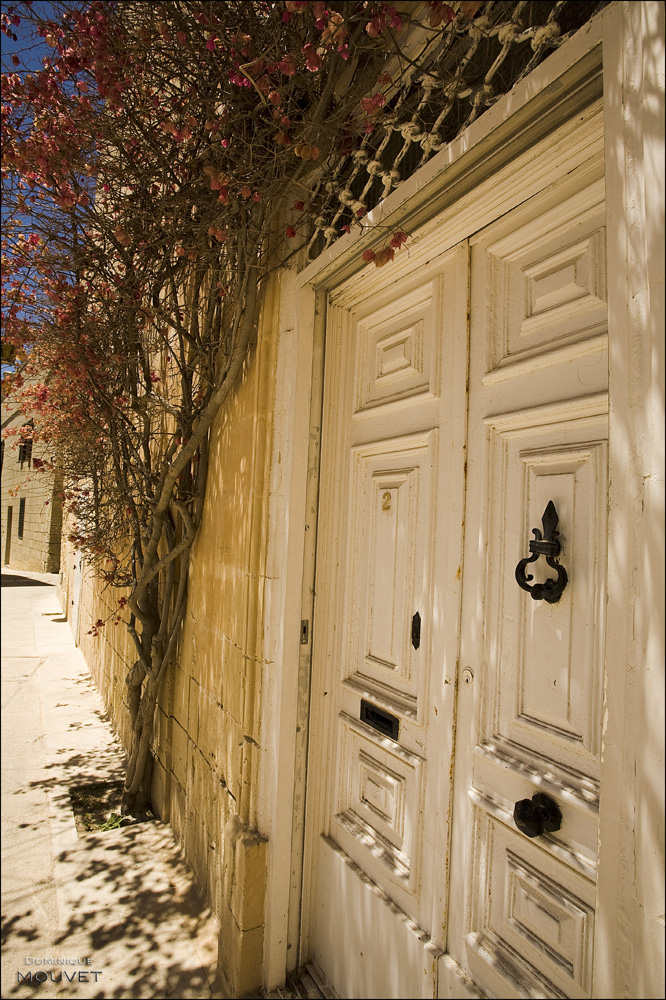 Ruelle à Malte