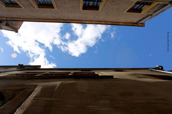 Ruelle à Metz