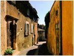 Ruelle à Roussillon