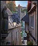 Ruelle à Saint Goustan