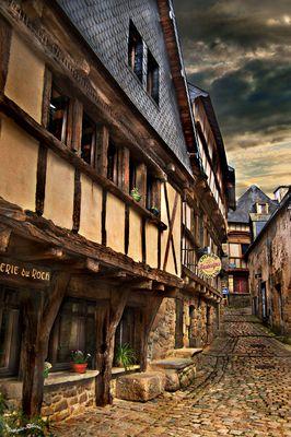Ruelle à St Goustan Auray