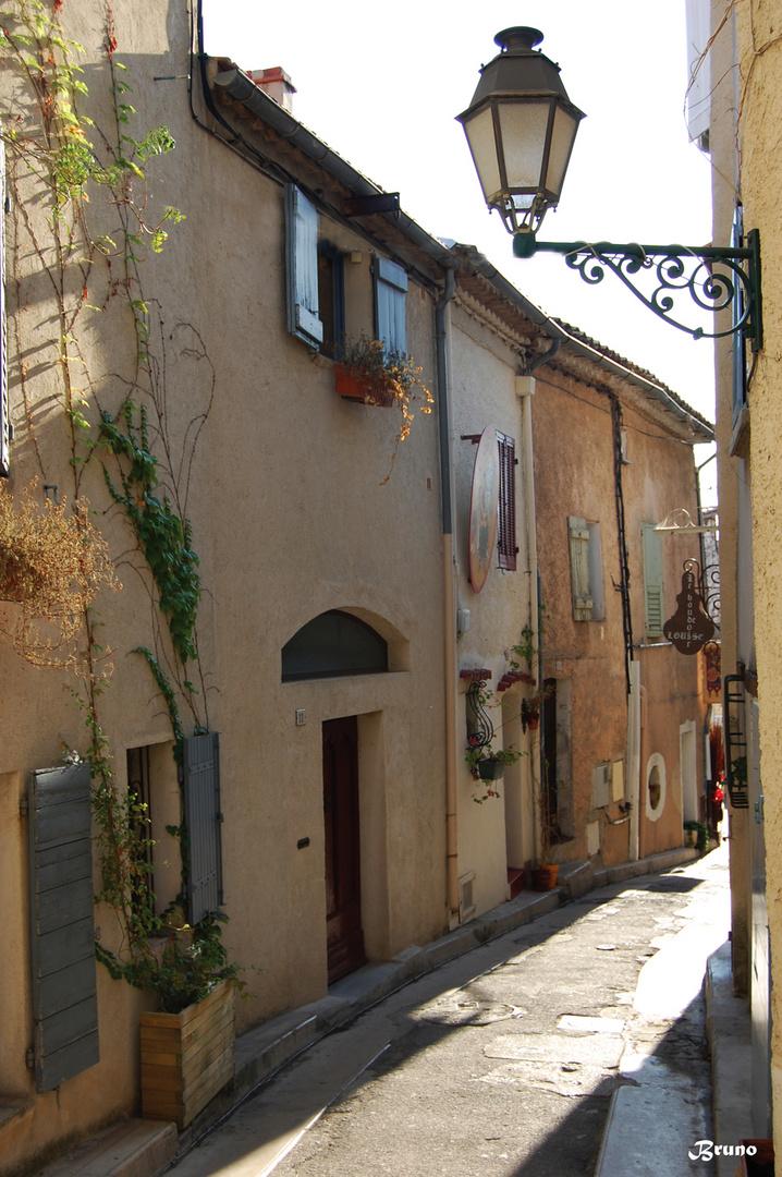 Ruelle de Le Castellet