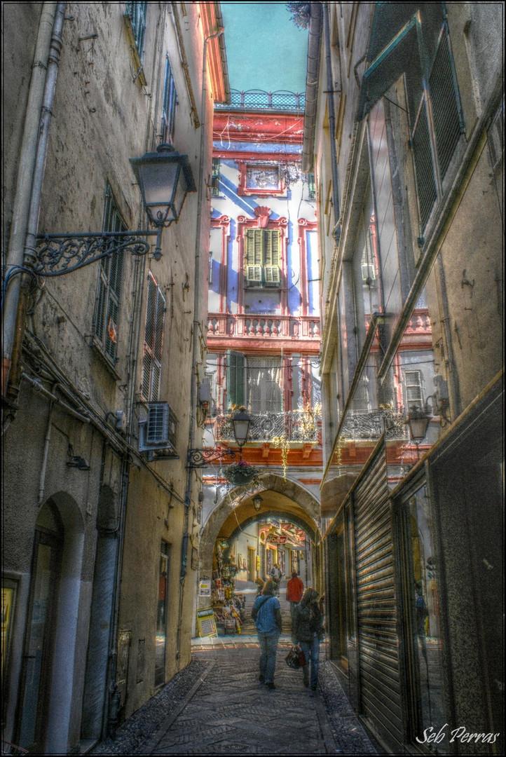 ruelle de San Remo