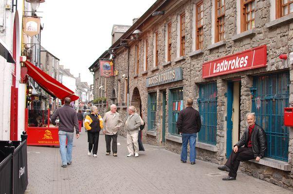 Rues de kilkenny, Ireland