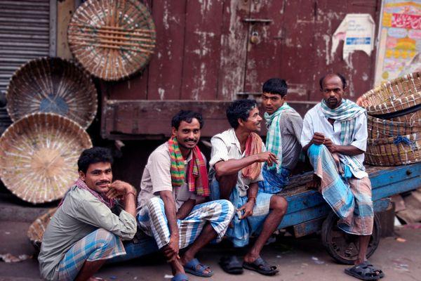 Rues de Mumbai