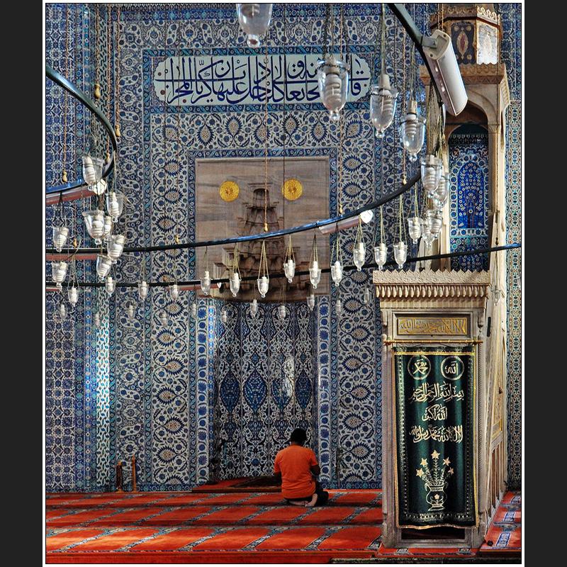 Rüstem Pasa Camii