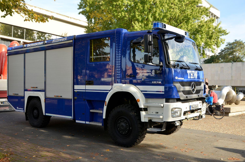 Rüstwagen THW 2