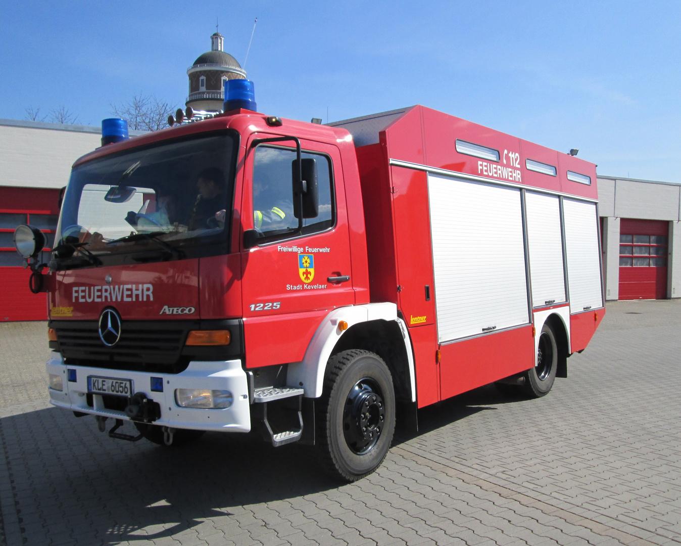 Rüstwagen(RW-2) der FF Kevelaer