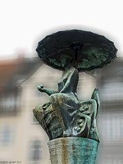 Rüttenscheider Marktbrunnen