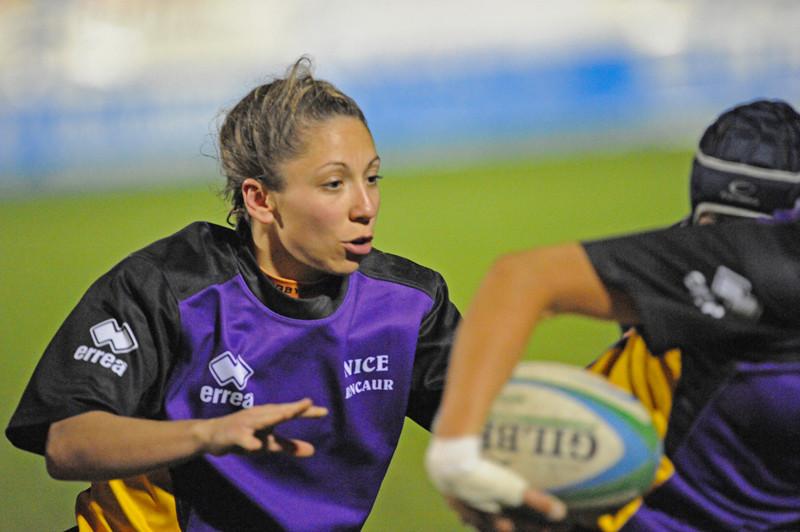 rugby au feminin