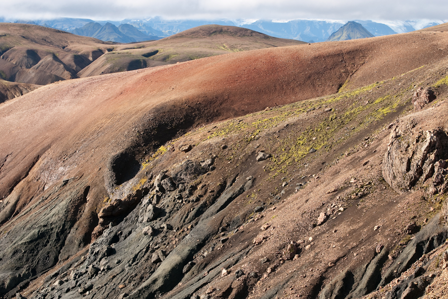 Rugosités d'Islande