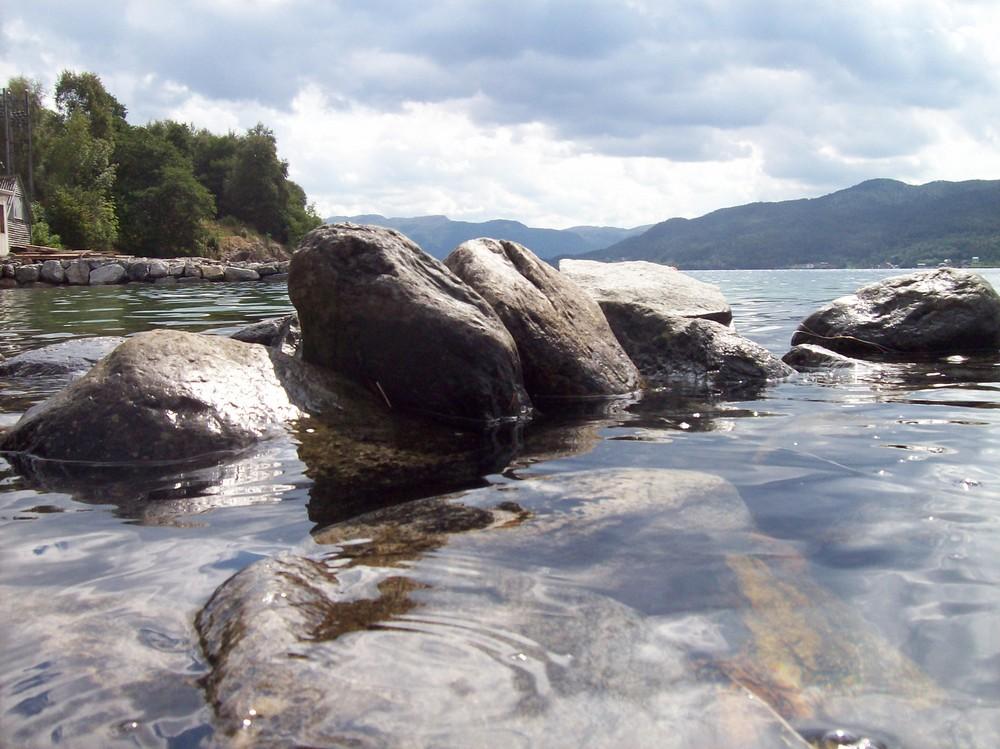 Ruhe am Fjord
