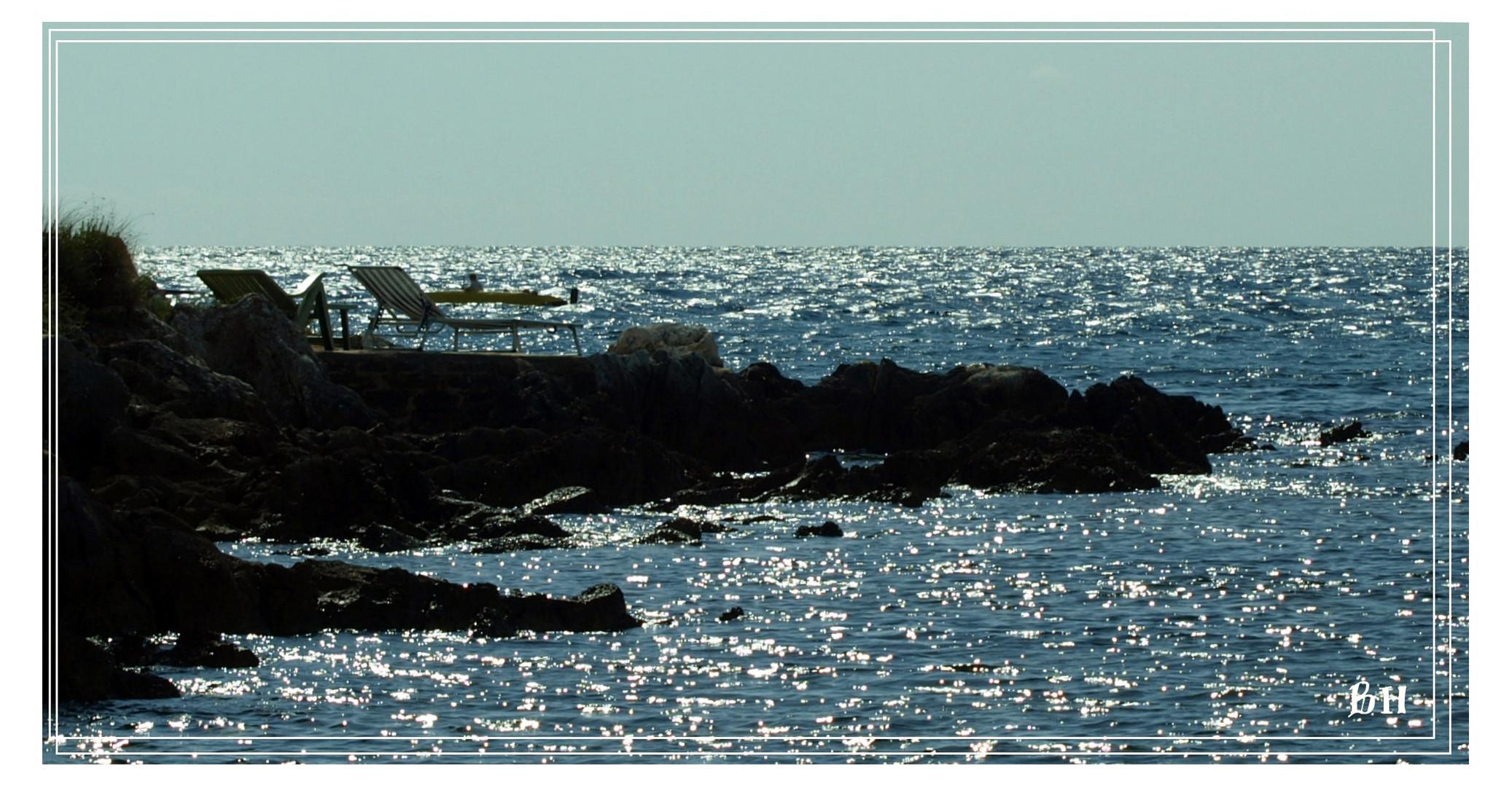 Ruhe am Meer
