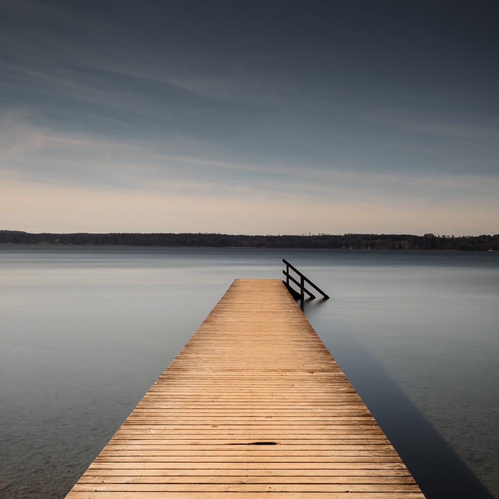 Ruhe am Starnberger See