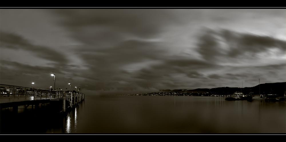 Ruhe am Zürichsee